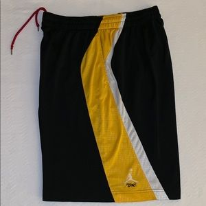 """Nike- Flight"" Men's Flight basketball shorts"